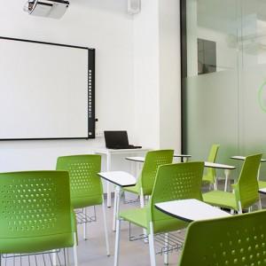 Aula Eins Goethe Institut Zaragoza